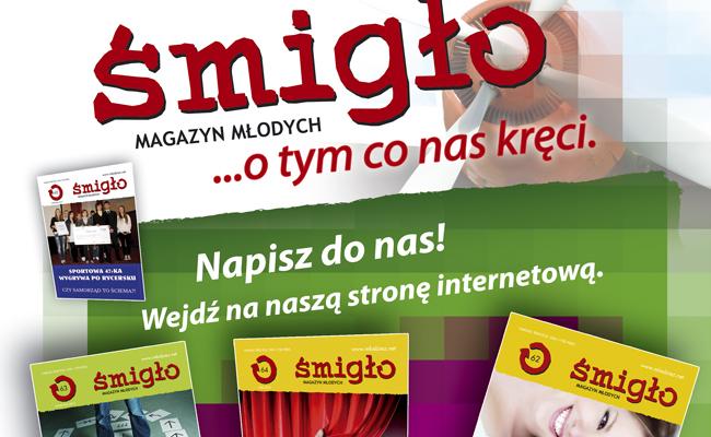 """Magazyn Młodych """"Śmigło"""""""